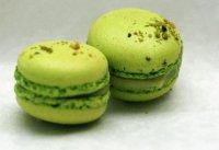 Зелёные Macarons