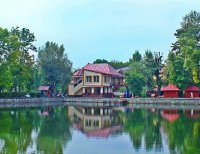 "Ресторан ""На озере"", Львов"