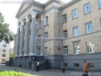 Житомирский кооперативный колледж бизнеса и права