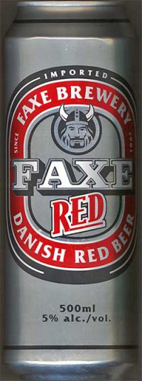 Пиво Бирмикс ТМ Faxe