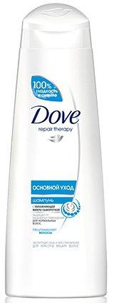 Шампунь-бальзам Для нормальных волос ТМ Dove