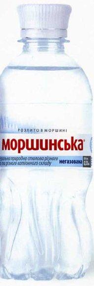 Вода Минеральная Не газированная ТМ Моршинська