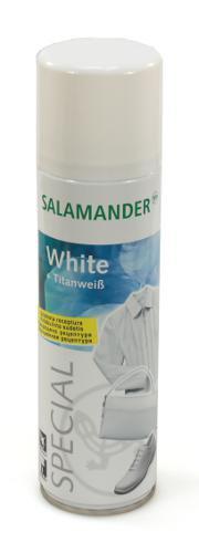 Аэрозоль Белый для кожи ТМ Salamander