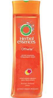 Шампунь Для объёма ТМ Clairol Herbal Essences