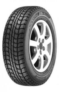 """Зимние шины """"Dunlop Graspic DS1"""""""