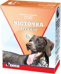 """Прикормка минерально-витаминная для собак """"Косточка витамин"""""""