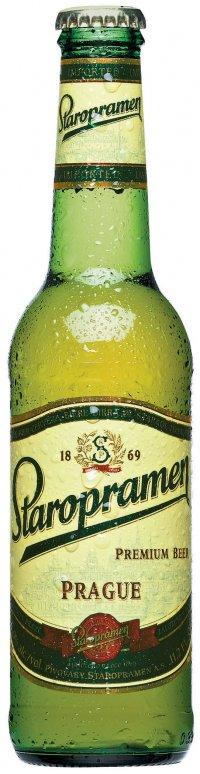 Пиво Светлое ТМ Staropramen