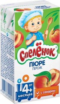 Фруктовое пюре Для детей ТМ Спеленок