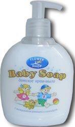 Жидкое мыло Для детей ТМ Flower Shop
