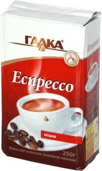 Кофе молотый ТМ Галка