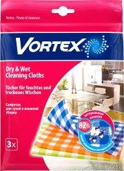 Салфетка для уборки Вискозные ТМ Vortex