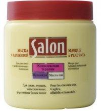 Маска Для сухих и повреждённых волос ТМ Salon