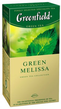 Чай зелёный ТМ Greenfield