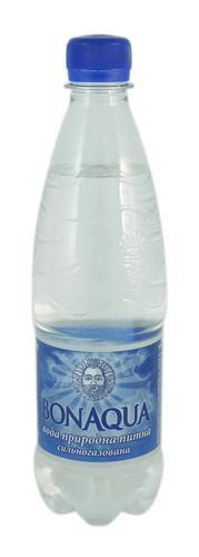 Вода Питьевая Газированная ТМ BonAqua