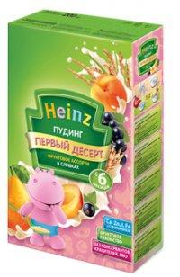 Пудинг Для детей ТМ Heinz