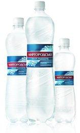 Вода Минеральная Газированная ТМ Миргородська
