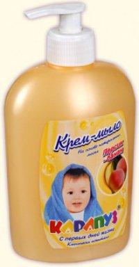 Жидкое мыло Для детей ТМ Карапуз