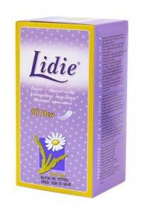 Прокладки ежедневные ТМ Lidie