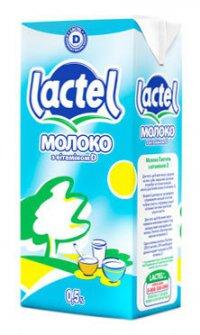 Молоко длительного хранения ТМ Lactel