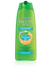 Шампунь-бальзам Для нормальных волос ТМ Garnier fructis