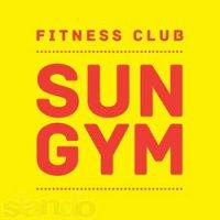 SUN GYM. Фитнес клуб