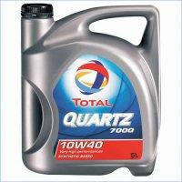 Моторное масло Total Quartz