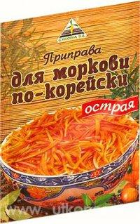 Приправа К моркве по-корейски ТМ Cykoria