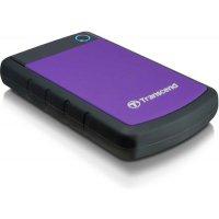 Жесткий диск Transcend StoreJet 25H2P 1 TB