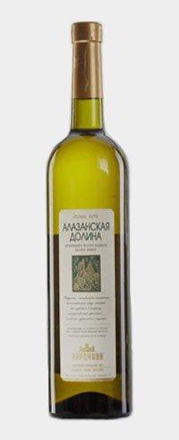 Вино Грузии Белое Полусладкое ТМ Vardiani