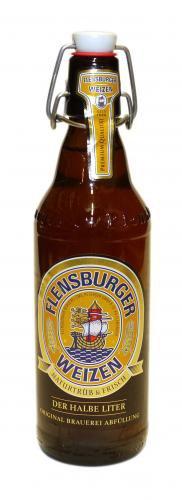 Пиво Нефильтрованное ТМ Flensburger