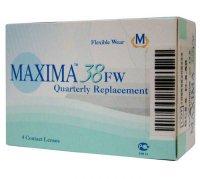 Контактные линзы Maxima Optics
