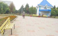 Бювет на бульваре Героев Сталинграда Черновцы