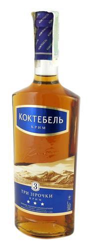 Коньяк Украина ТМ Коктебель