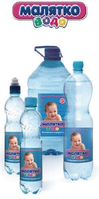 Вода Малятко