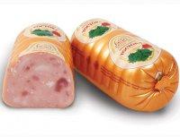 Мясной деликатес вареный ТМ Ятрань - Ветчина тостовая
