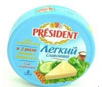 Сыр плавленный ТМ Président
