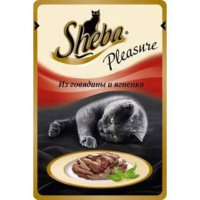 Sheba - корм для кошек