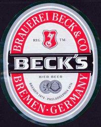 Пиво Бекс