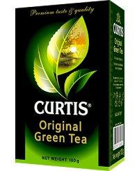 Чай зелёный ТМ Curtis