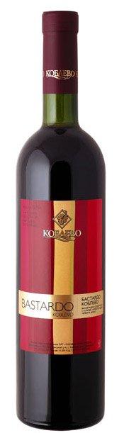 Вино Украины Красное Полусладкое ТМ Коблево