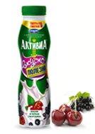Кисломолочный напиток  ТМ Activia