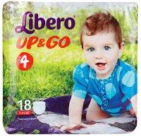 Детские подгузники Подгузники-трусики Унисекс ТМ Libero