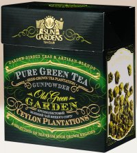 Чай зелёный ТМ Sun Garden