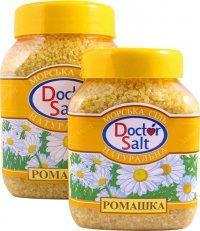 Doctor Salt соль для ванн