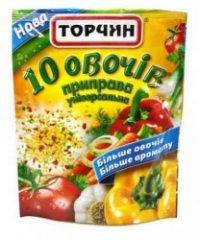 Специи Приправа с овощей ТМ Торчин