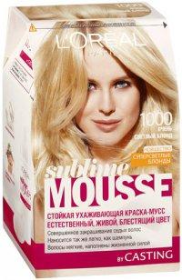 Краска для волос L'Oreal Sublime Mousse