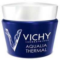 Крем гель Vichy Aqualia Thermal ночной SPA уход