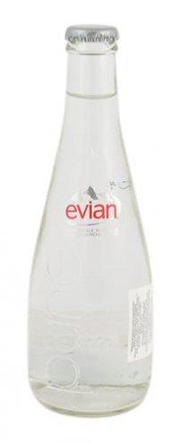 Вода Минеральная Не газированная ТМ Evian