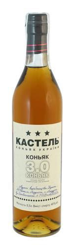Коньяк Украина ТМ Кастель
