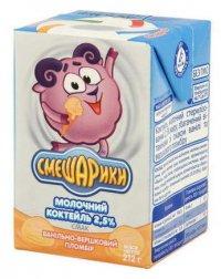 Молочный напиток Для детей ТМ Смешарики